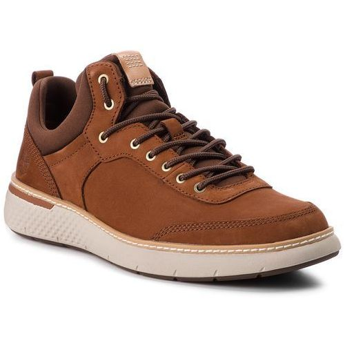 Półbuty TIMBERLAND - Cross Mark Pt Hiker A1Z8M/TB0A1Z8M2121 Cognac, kolor brązowy