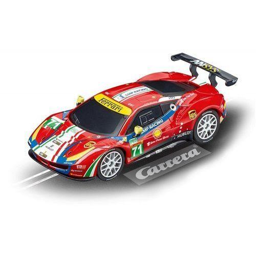 Carrera Auto go!!! ferrari 48 8 gte af corse, no. 71