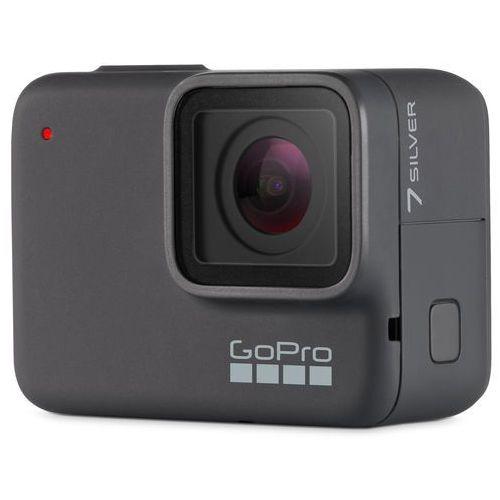 OKAZJA - Gopro Kamera hero7 silver chdhc-601-rw