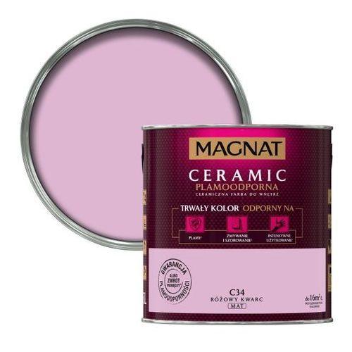 Farba Magnat Ceramic różowy kwarc 2,5 l (5903973108931)