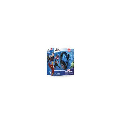 Słuchawki Turtle Beach Disney Infinity: Marvel Super Heroes PC/PS4/WiiU/X360