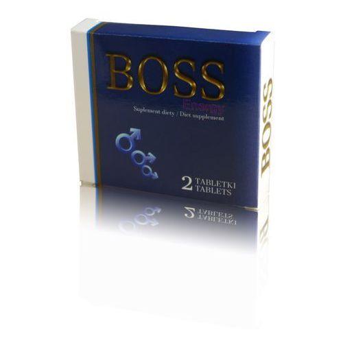 Boss Energy Ginseng Mocna Erekcja 2szt. | 100% DYSKRECJI | BEZPIECZNE ZAKUPY, 45-00001