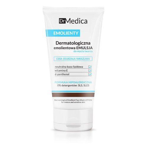 Dermatologiczna emolientowa emulsja do mycia twarzy cera dojrzała i wrażliwa Dr Medica