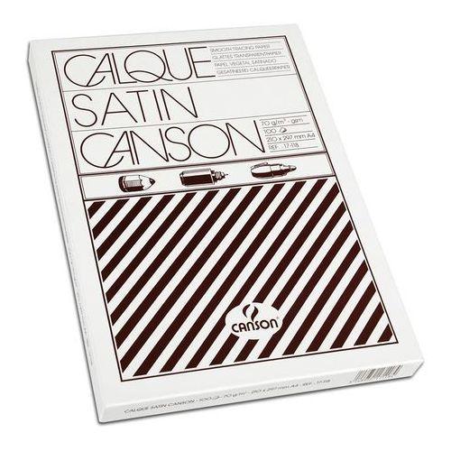 Kalka kreślarska canoson a4 95g. pudełko 500 ark. marki Canson