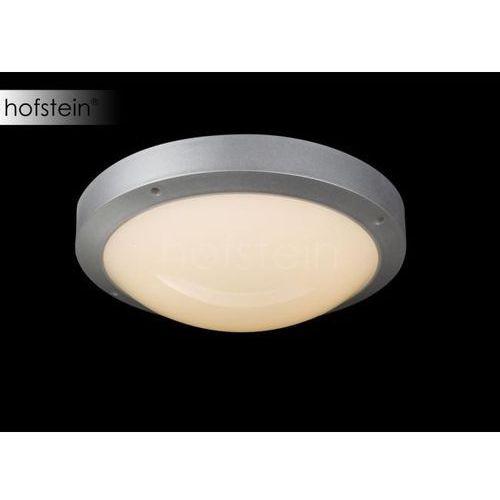Globo lighting Globo lampa sufitowa na zewnątrz led srebrny, 1-punktowy - - obszar zewnętrzny - maurus - czas dostawy: od 3-6 dni roboczych (9007371337217)