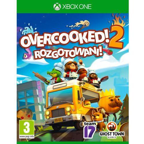 Overcooked 2 Rozgotowani (Xbox One)