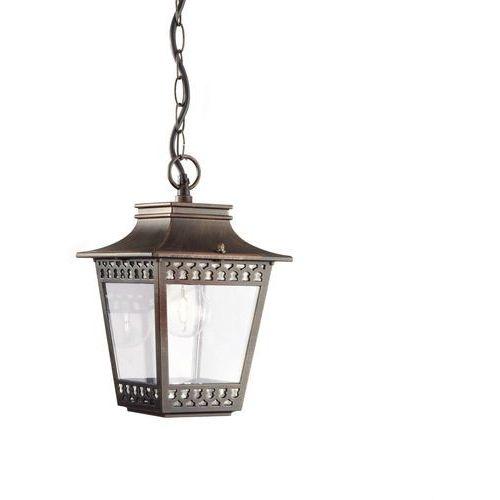Philips Hedge - lampa wisząca zewnętrzna rdza