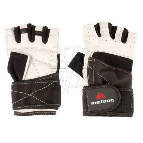Rękawice kulturystyczne Meteor Grip 10 3203-GRIP10 - produkt z kategorii- Odzież fitness