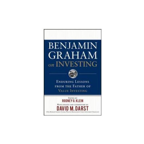 Benjamin Graham on Investing: Enduring Lessons from the Father of Value Investing (9780071621427)