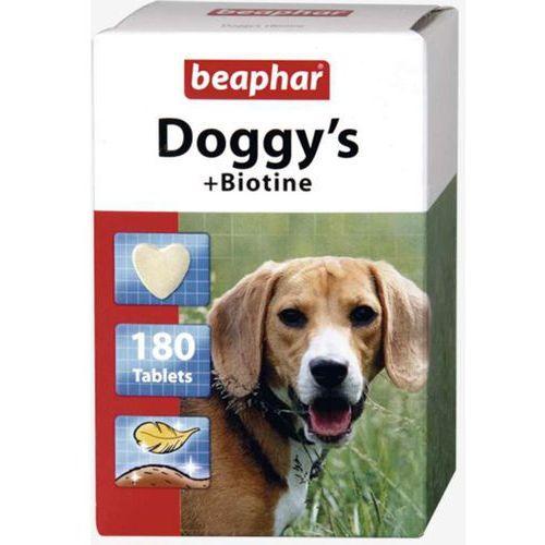 Beaphar Doggy's + Biotine przysmak dla psów 180 tab.