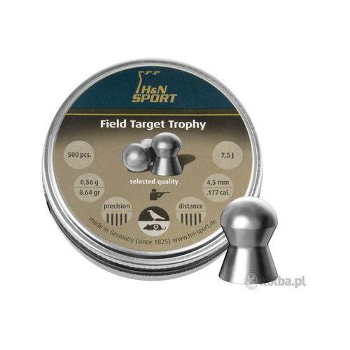 Śrut diabolo H&N Field Target Trophy 4,50 mm 500 szt.