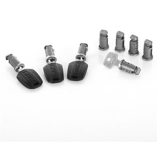 Thule Locks, One key system, 8x, Thule 588000