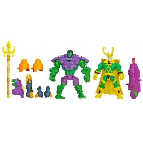 Hasbro Avengers super hero mashers dwupak z bronią a8159- produkt w magazynie! ekspresowa wysyłka!