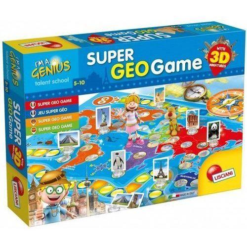 I'm A Genius Super Geo Game Miniaturowy świat 3D