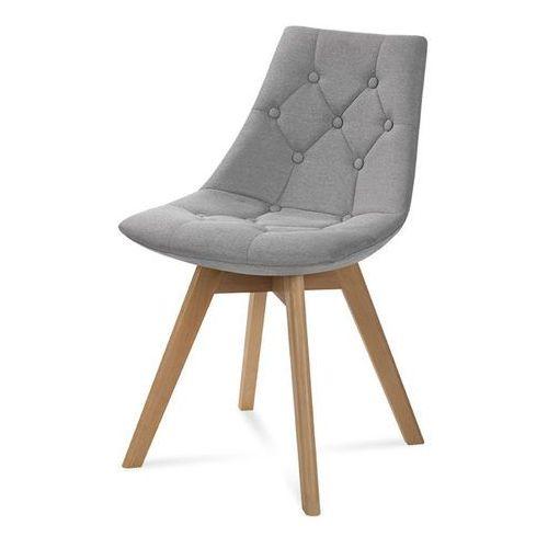 Nowoczesne tapicerowane krzesło Prince
