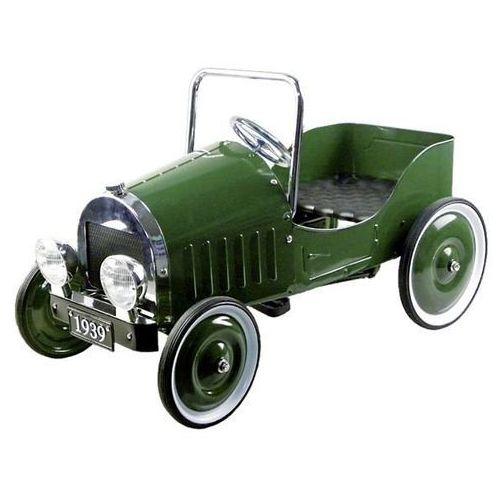 Goki Samochód zielony na pedały