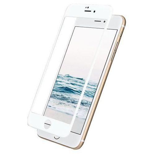 Szkło hartowane GLOBAL TECHNOLOGY Tempered Glass 5D do iPhone 6 Plus/6S Plus Biały (5901836716392)