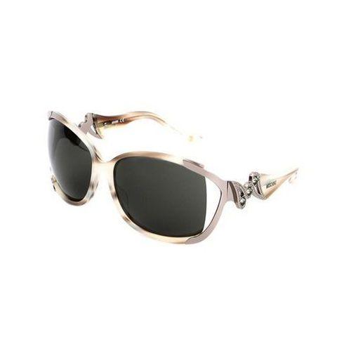 Okulary słoneczne mo 591/strass 03 marki Moschino