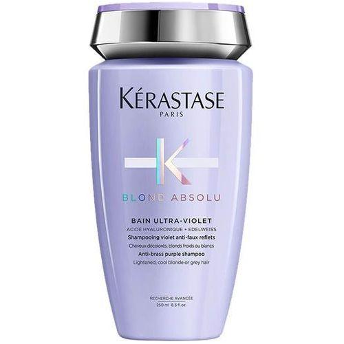 blond ultra-violet szampon do włosów farbowanych na blond 250ml marki Kerastase
