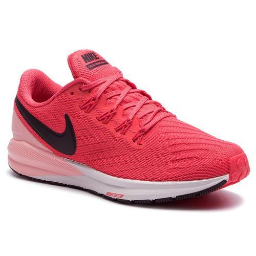 5bd1d1436 Buty NIKE - Air Zoom Structure 22 AA1640 800 Ember Glow/Oil Grey, w