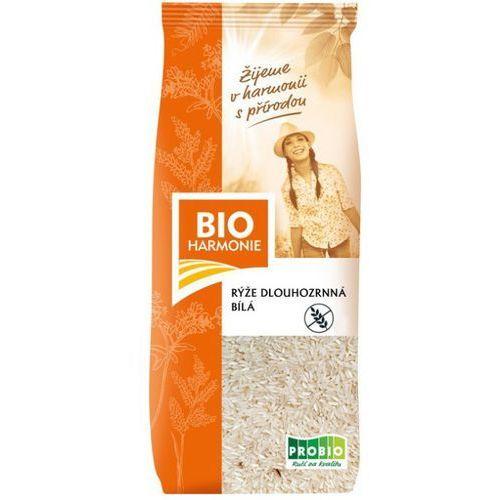 Bioharmonie Ryż długoziarnisty biały bio 500g - bioharmonia (8594008910468)