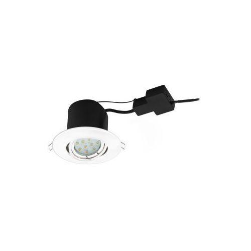 Oczko Eglo Peneto 2 96862 LED 1x5W GU10-LED 400lm 3000K białe (9002759968625)