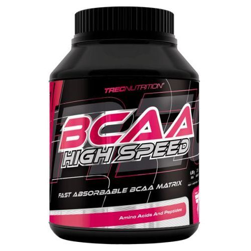 Trec BCAA High Speed 600 g., bcaa_highspeed