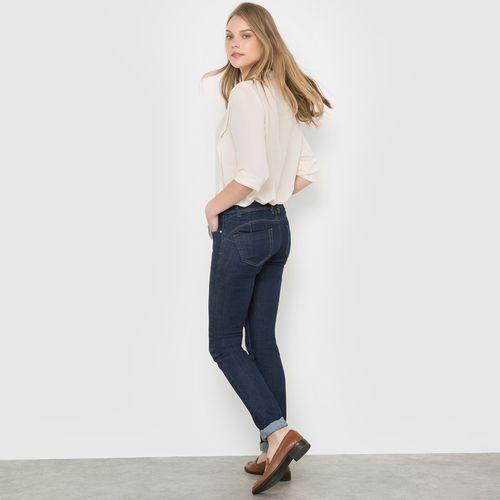 Dżinsy slim push-up, jeans