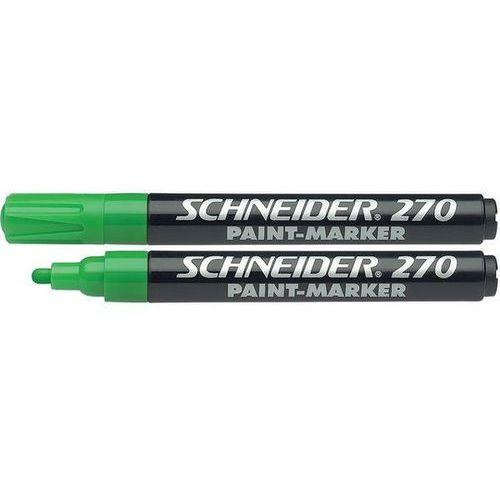 SCHNEIDER Marker olejowy 270, zielony