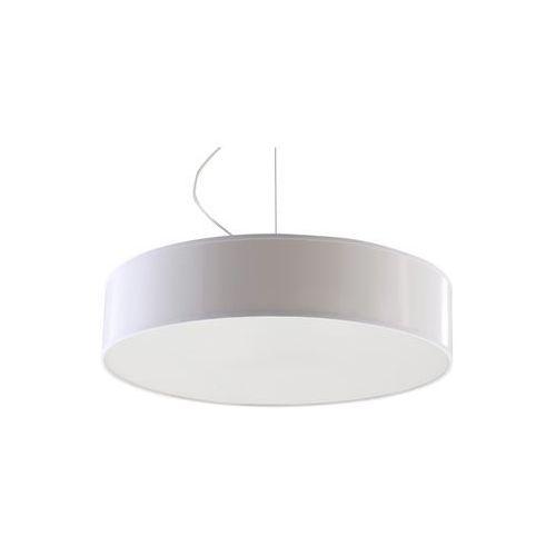 Sollux lighting Lampa wisząca arena 45 biały + darmowy transport!