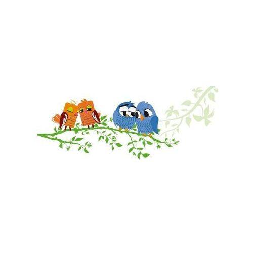 Tablica magnetyczna suchoscieralna dla dzieci sowy 125 marki Wally - piękno dekoracji