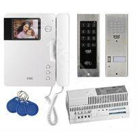 1740/521-ZK-RF Zestaw wideo kolor RFID, dla 1 lokatora SIGNO/MIWUS Miwi Urmet