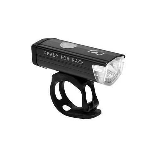 RFR Power 300 Oświetlenie white LED USB czarny 2018 Lampki przednie na baterie