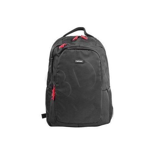 Plecak  na notebooka wombat 15.6 czarny nto-0767 darmowy odbiór w 19 miastach! marki Natec