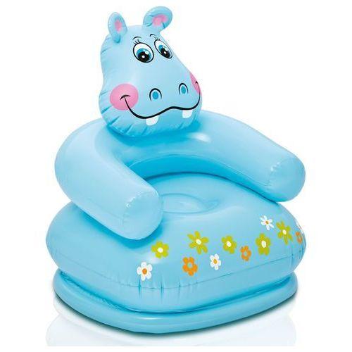 dmuchany fotel - hipopotam 68556 marki Intex