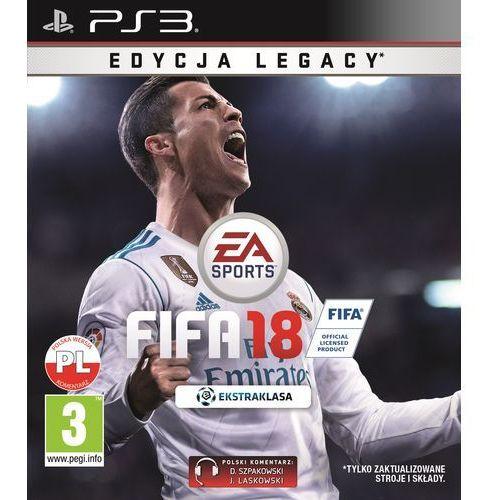 OKAZJA - Fifa 18 (PS3)