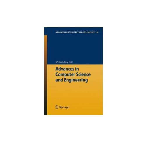 Advances in Computer Science and Engineering (9783642279478)