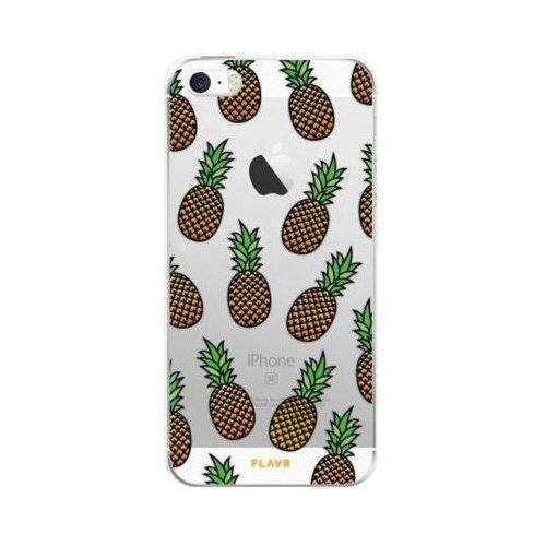 Flavr Etui iplate pineapples do apple iphone 5/5s/se wielokolorowy (27093) (4029948054353)