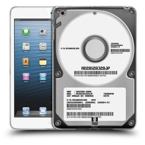Head case Etui silikonowe na tablet - hard disk drives silver