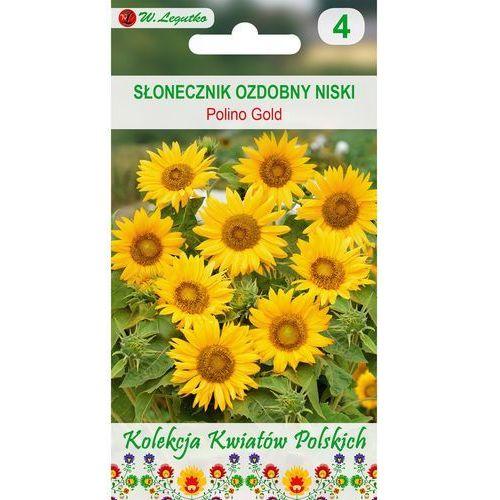 kwiaty polskie słonecznik polino gold 1g marki Legutko