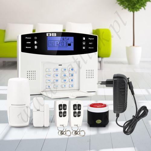 Linbox Alarm bezprzewodowy satlink sl-gsm30a
