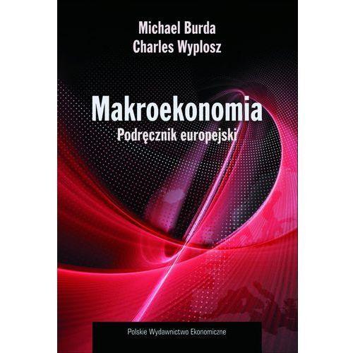 Makroekonomia Podręcznik europejski, oprawa miękka