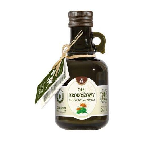 Olej krokoszowy 250ml - NATURALNY DEPILATOR
