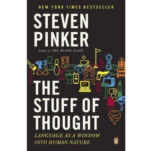 The Stuff of Thought. Der Stoff, aus dem das Denken ist, englische Ausgabe