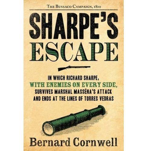 Sharpe's Escape. Sharpes Flucht, englische Ausgabe (9780060561550)