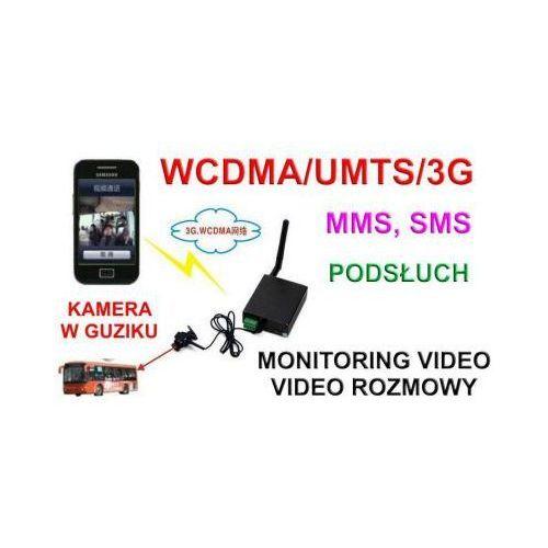 Mini-Kamera GSM - Transmisja na Żywo (cały świat!) Zapis Powiadomienie MMS/SMS...