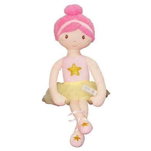 Lalka Ballerinka Różowa 70 cm