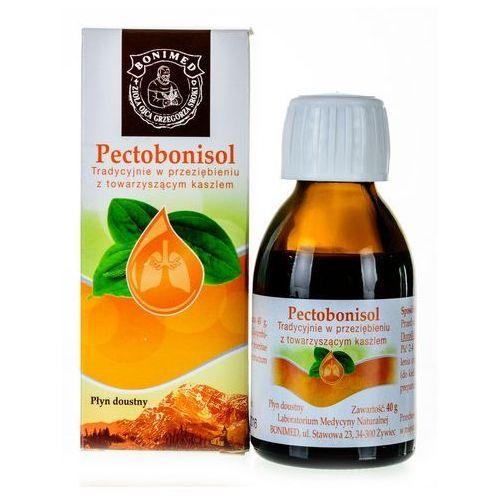 Pectobonisol krople ziołowe Ojca Grzegorza Sroki 40 g