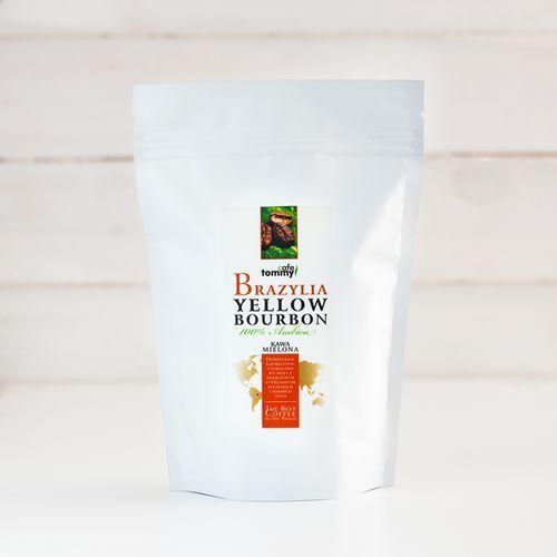 Kawa Brazylia Yellow Bourbon Fazenda Rainha mielona - produkt z kategorii- Kawa