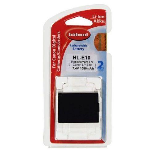 Akumulator HAHNEL HL-E10 (Zamiennik Canon LP-E10) - sprawdź w wybranym sklepie